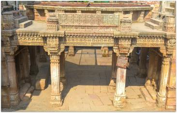 Entrance to Adalaj Vav