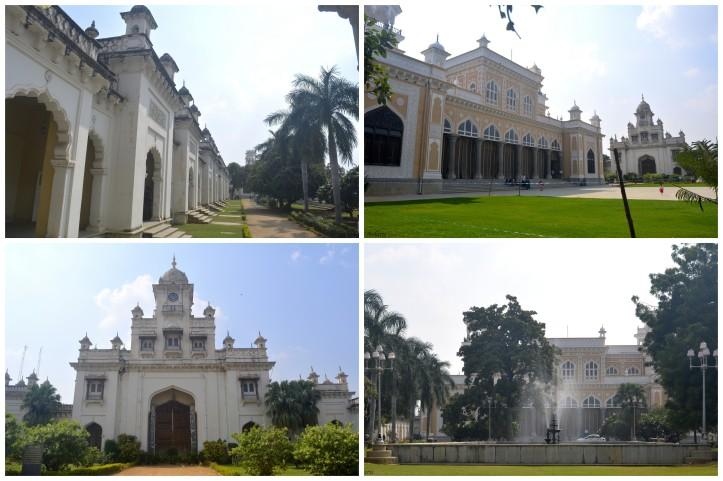 Chowmohalla Palace, Hyderabad