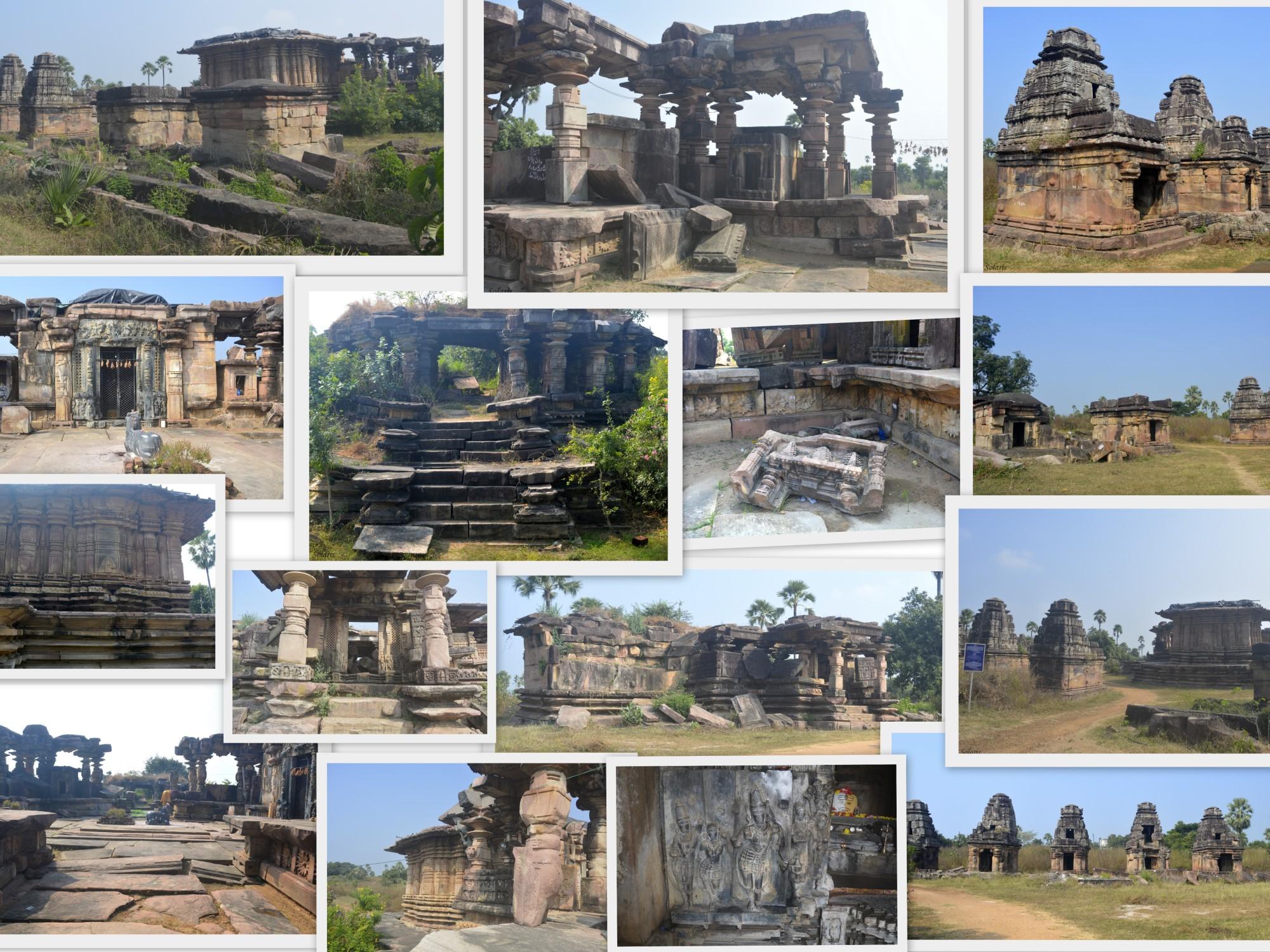 Ghanpur Group of Temples, Ghanpur