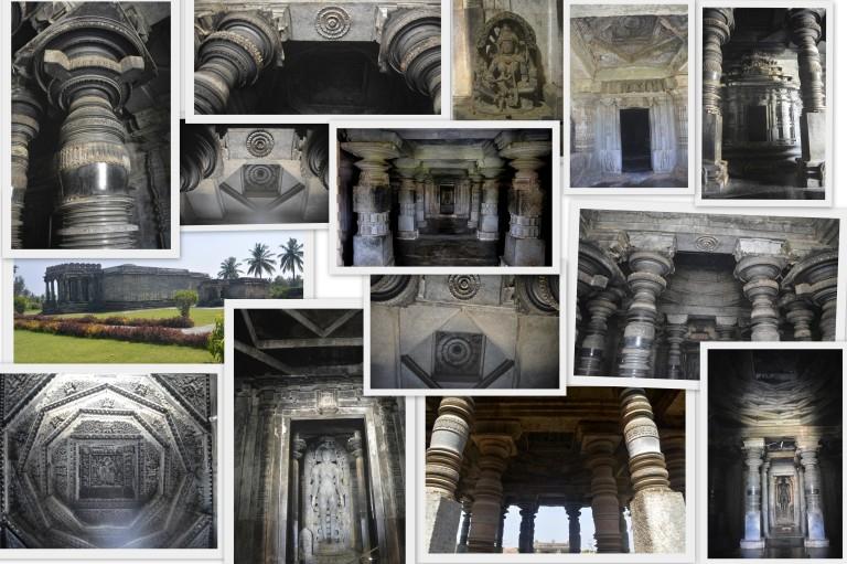 Parshvanatha & Shantinatha Basadi, Halebidu