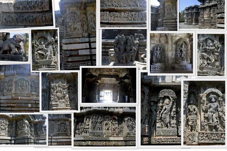Kedareshwara Temple Halebid