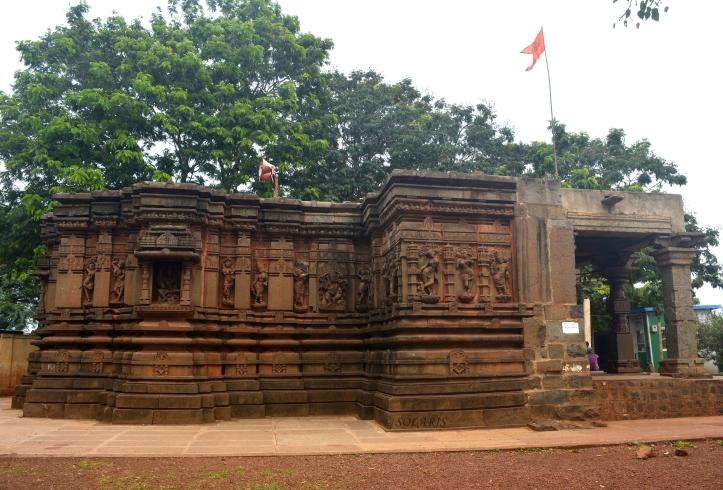Jalasanghi, Kamalishwara Temple