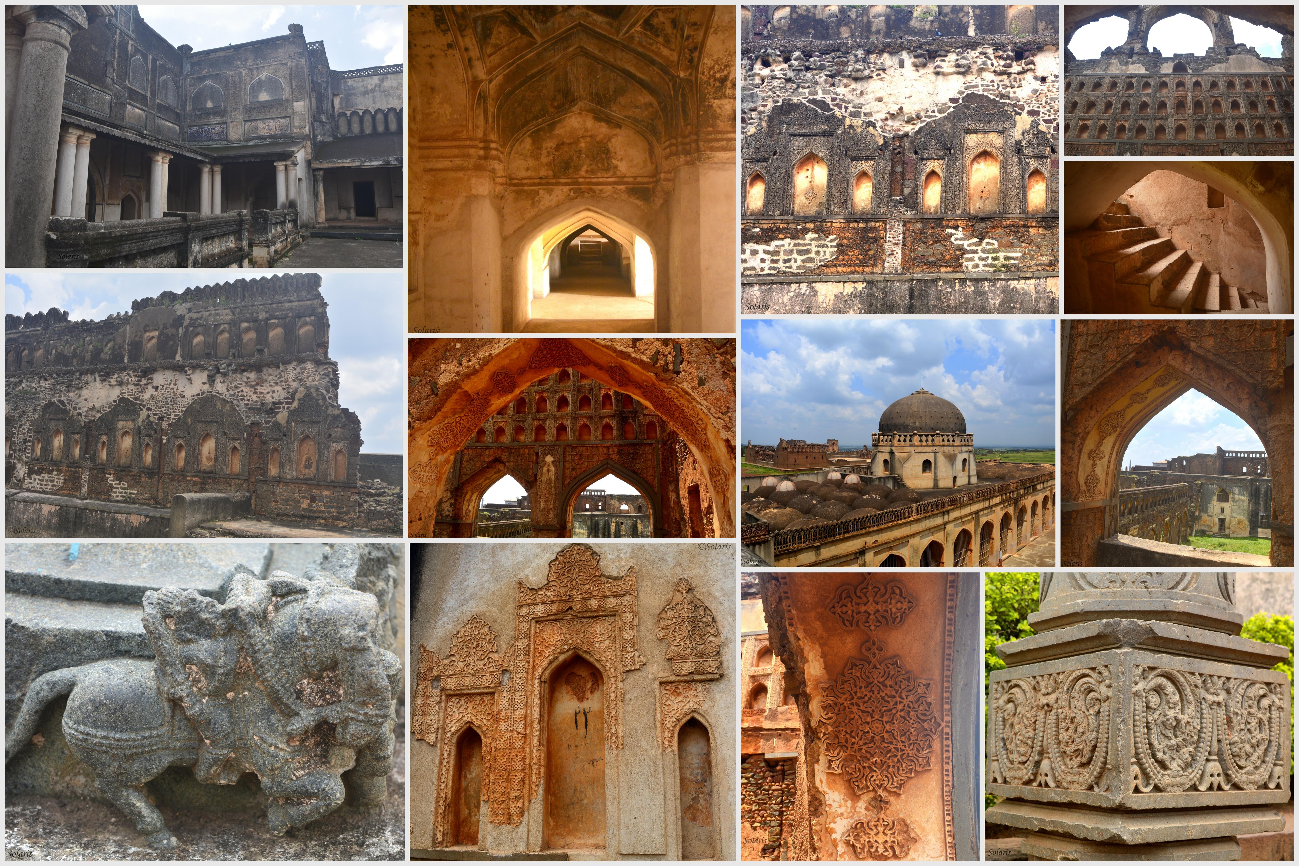 Tarkash Mahal, Bidar