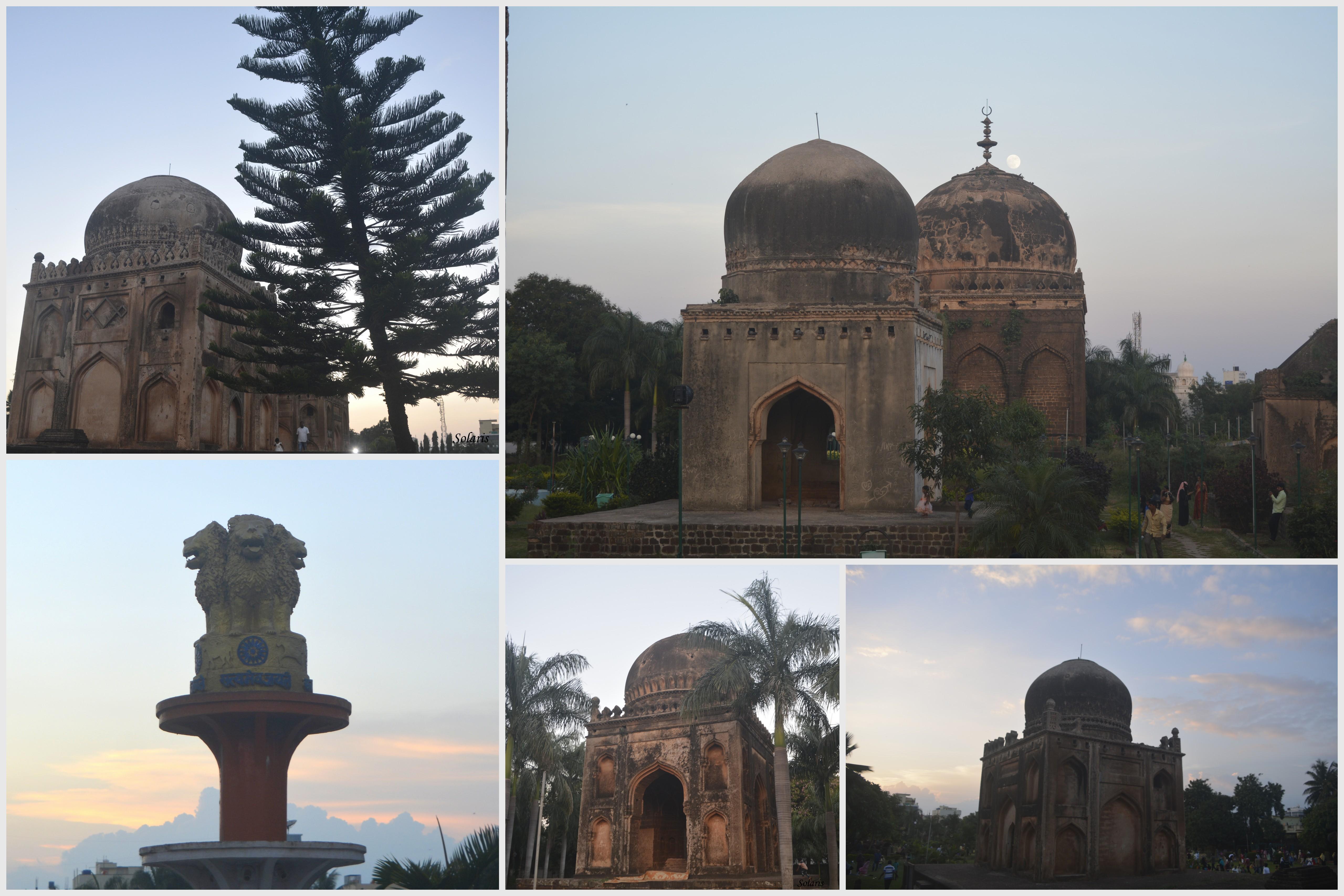 Baridi Tombs, Bidar