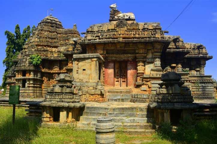 Someshvara Temple Harnahalli