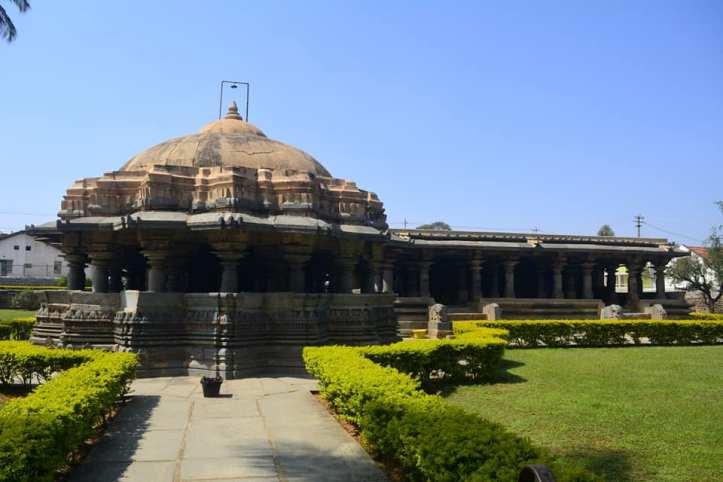 Isvara Temple Arsikere